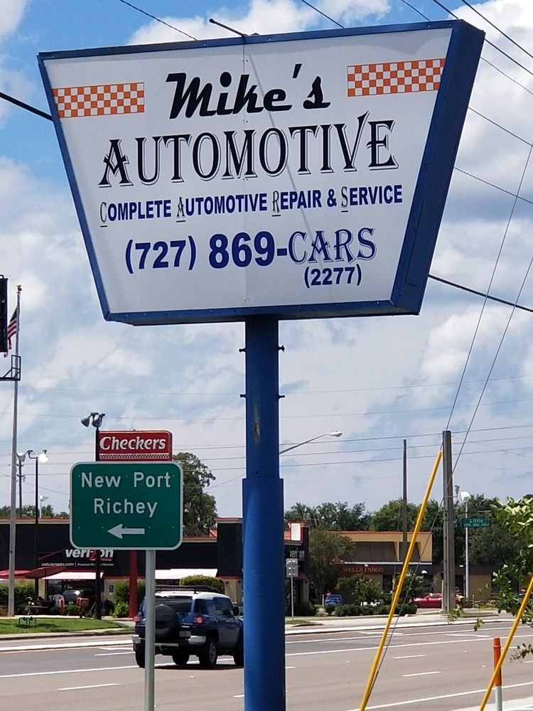 Mike's Automotive: 9109 State Rd 52, Hudson, FL