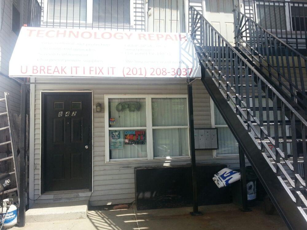 U Break It I Fix It: 842 Brwy, Bayonne, NJ