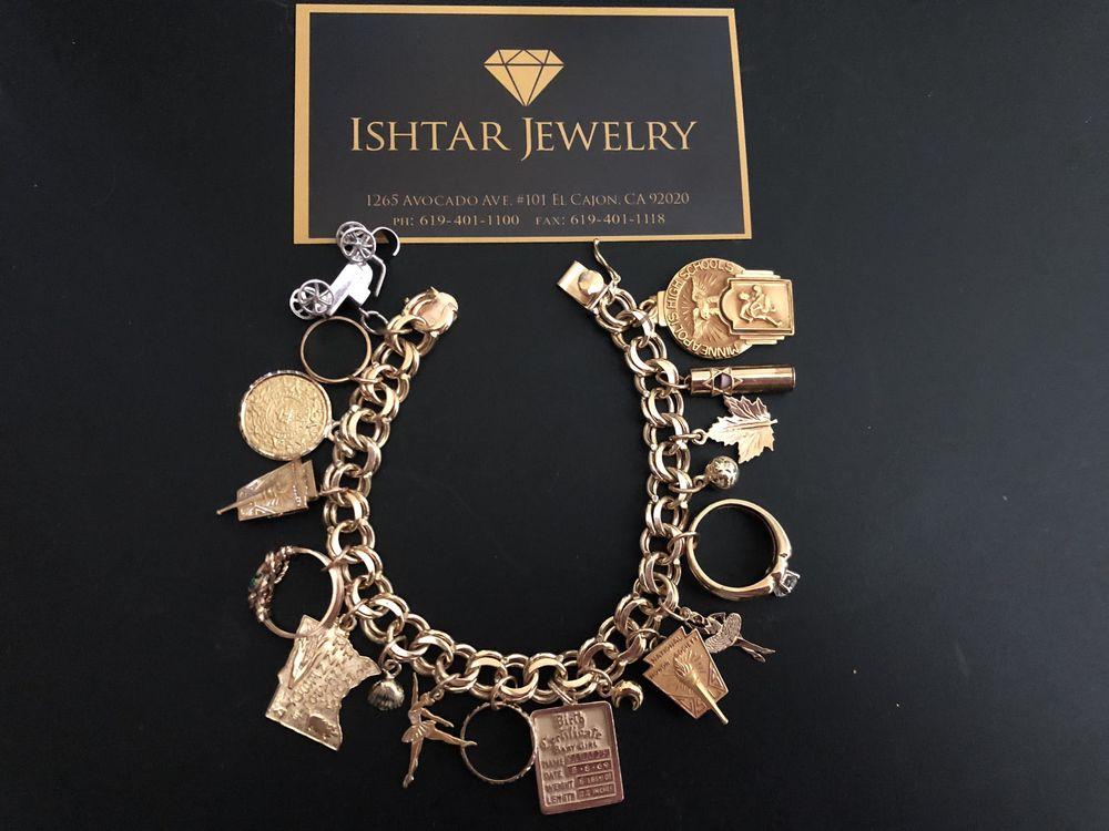 Ishtar Jewelry