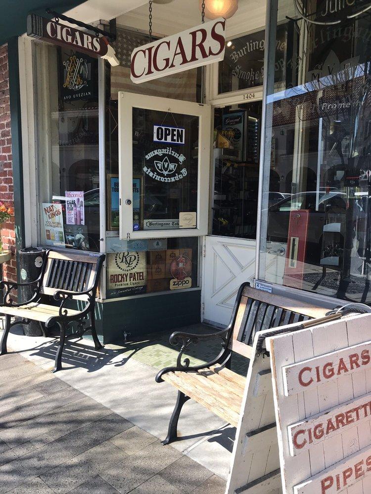 Photo of Burlingame Tobacconists: Burlingame, CA