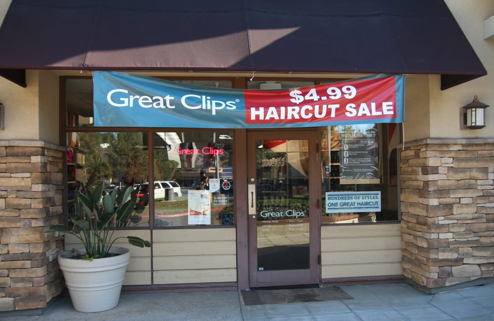 Great Clips Rancho San Diego 47 Photos 30 Reviews Hair