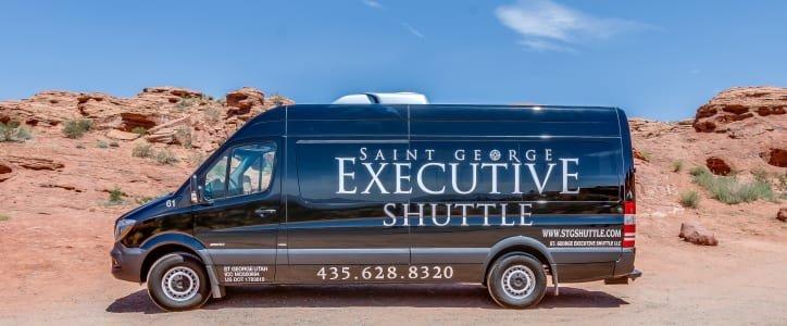 St. George Shuttle: 310 S 1st W, Rexburg, ID
