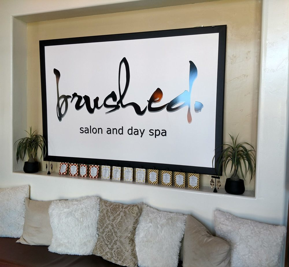 Brushed Salon and Day Spa: 1481 Creston Rd, Paso Robles, CA