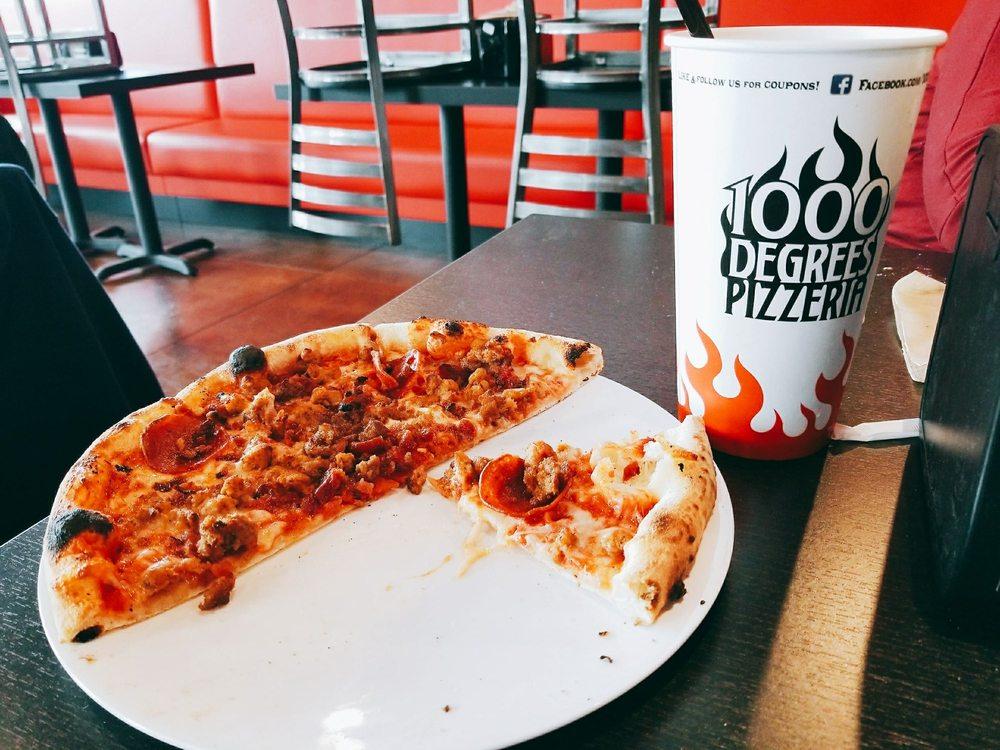 1000 Degrees Neapolitan Pizzeria: 7101 Bingham Jct Blvd, Midvale, UT