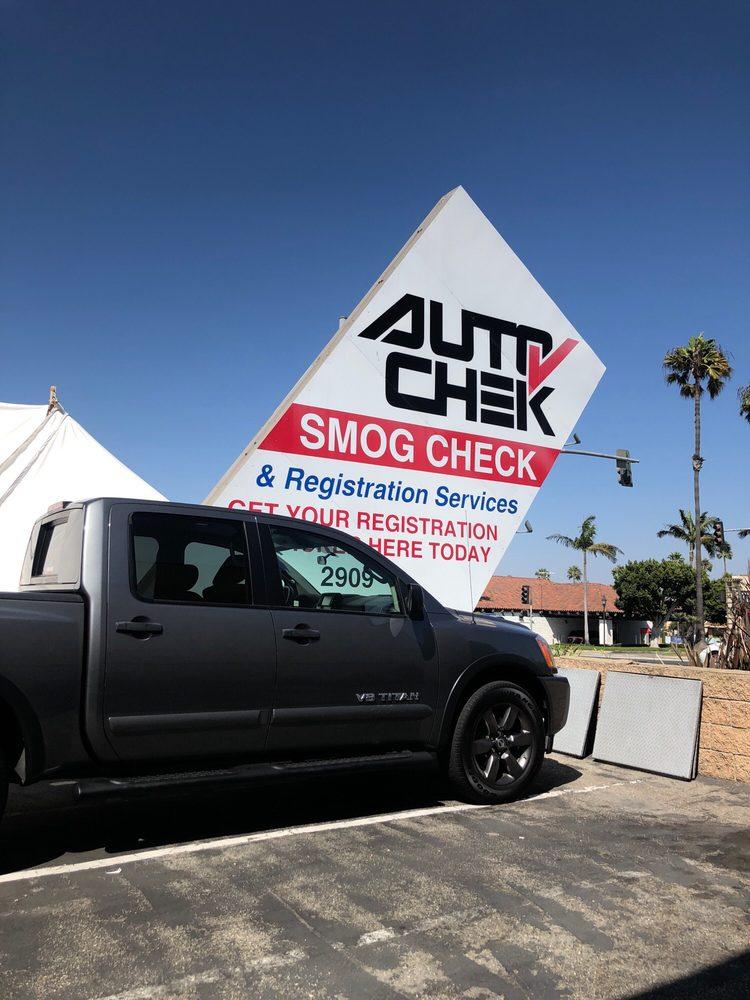 Auto Chek Centers: 2909 N Sepulveda Blvd, Manhattan Beach, CA