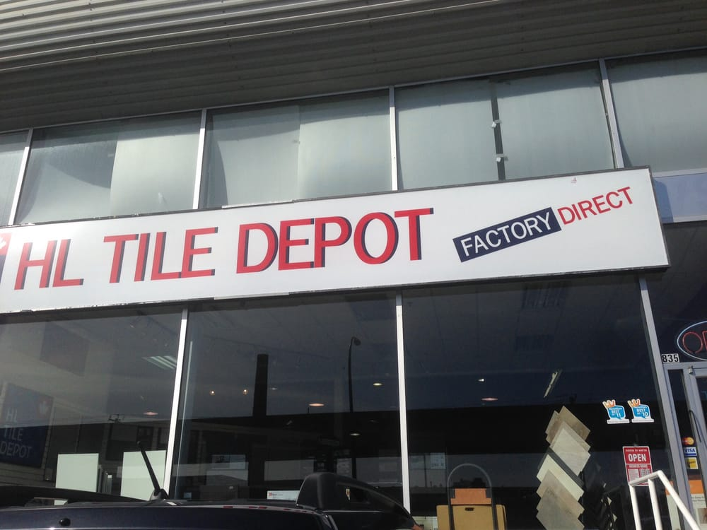 HL Tile Depot - Flooring - 835 Terminal Avenue, Strathcona ...