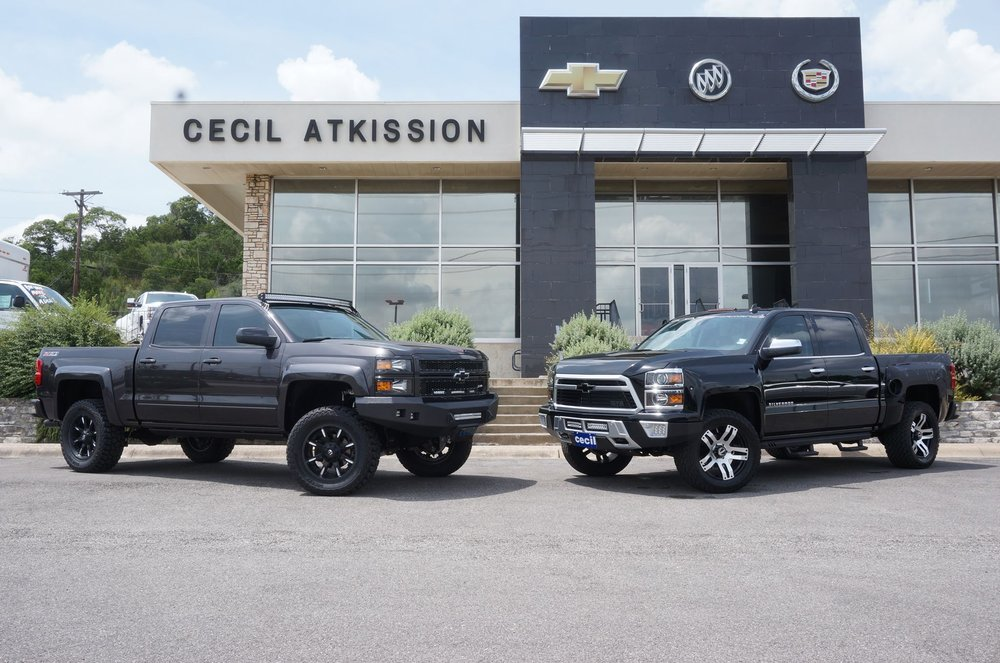 cecil atkission motors 550 benson dr