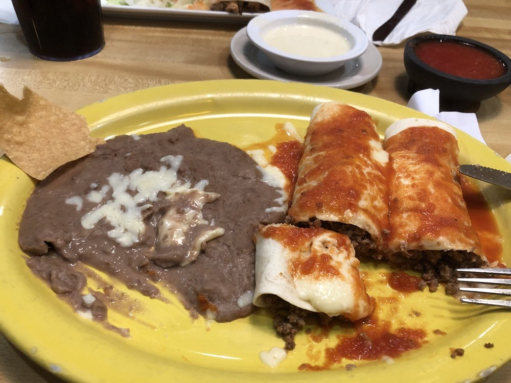 Jarrito's Family Mexican Restaurant: 114 W Main St, Lake City, SC