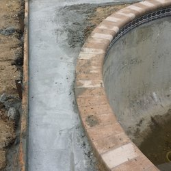 Photo Of Tropical Pools Cape C Fl United States Finished Coping All