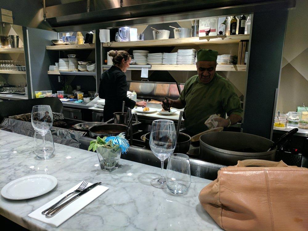 Du boucher la table 15 photos italian 4919 rue - Restaurant la table du boucher lille ...