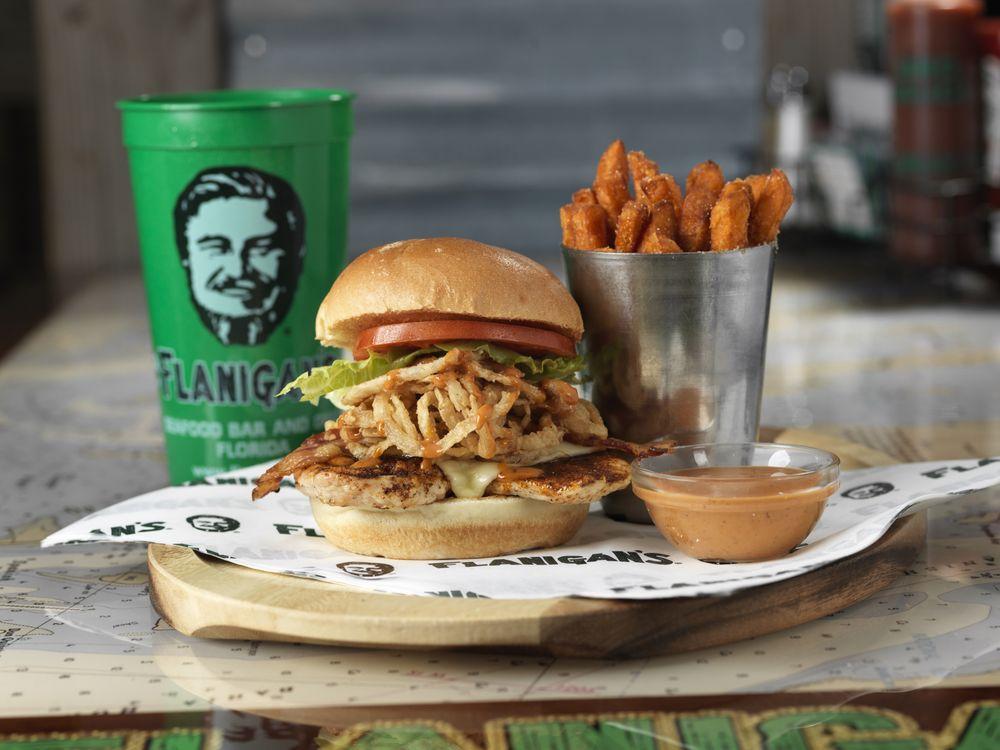 Flanigan's Seafood Bar & Grill: 4 N Federal Hwy, Hallandale Beach, FL
