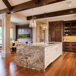 Photo Of Rock Fin Countertops   Houston, TX, United States. Gorgeous Large