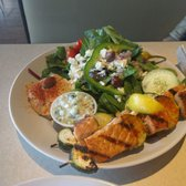 Zoes Kitchen Salmon Kabob zoes kitchen - 51 photos & 46 reviews - mediterranean - 3371