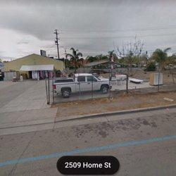 Photo Of Main Furniture Store   Stockton, CA, United States. Parking On Back