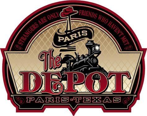 The Depot: 1264 S Main St, Paris, TX