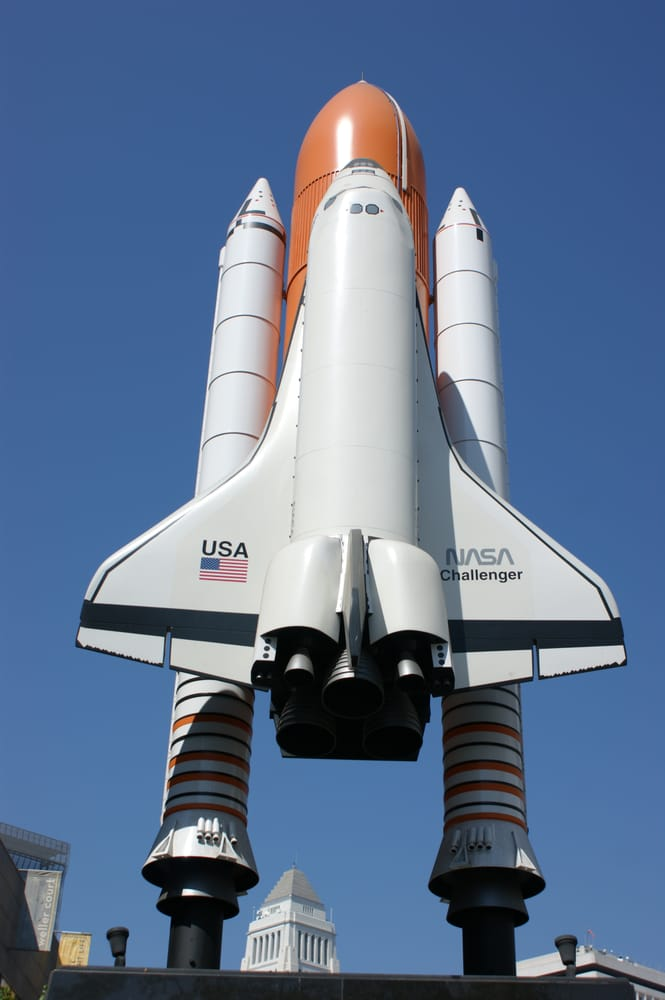space shuttle challenger - 665×1000