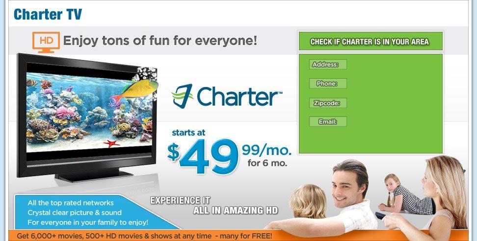 Charter Communications: 107 N Main, Franklin, VA