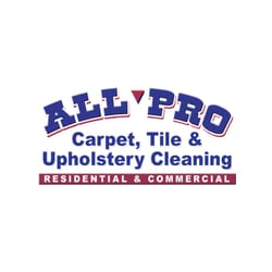 Photo Of All Pro Carpet Upholstery Cleaning