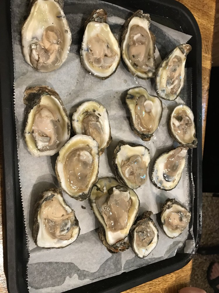 O'Shucks! Oyster Bar And Grill: 1016 S Main St, Wildwood, FL