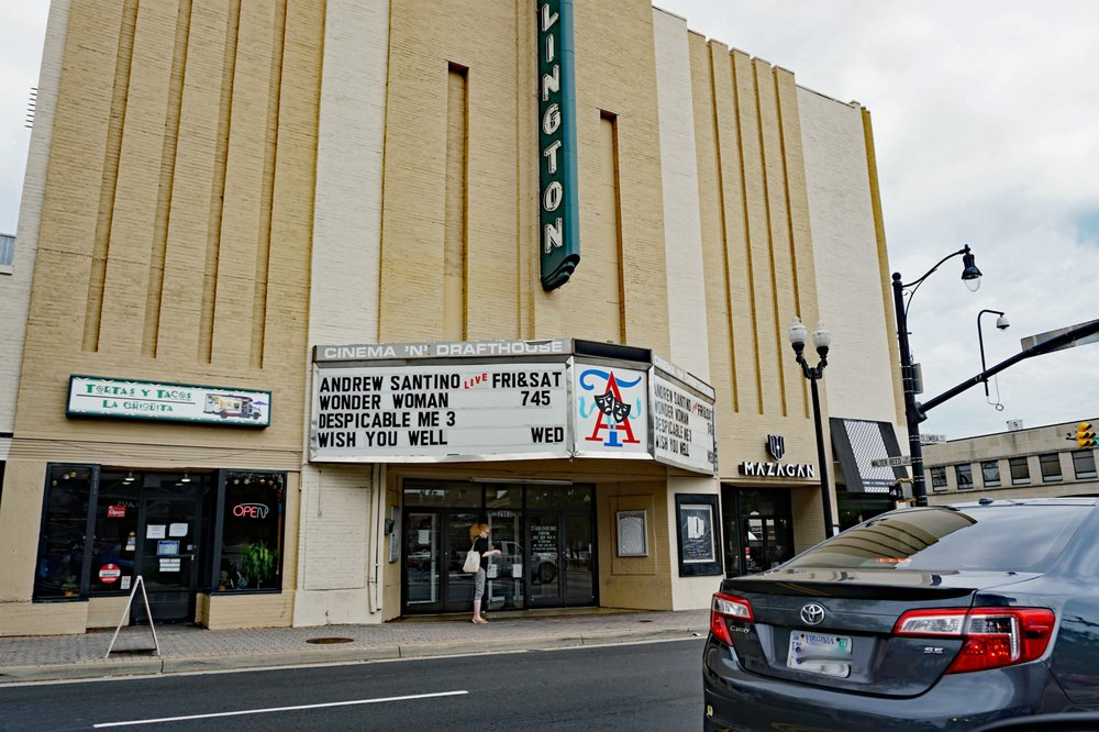 Arlington Cinema & Drafthouse: 2903 Columbia Pike, Arlington, VA
