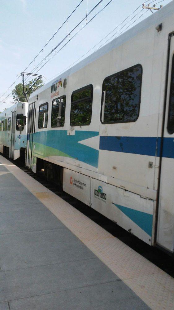 MTA Light Rail: Baltimore, MD