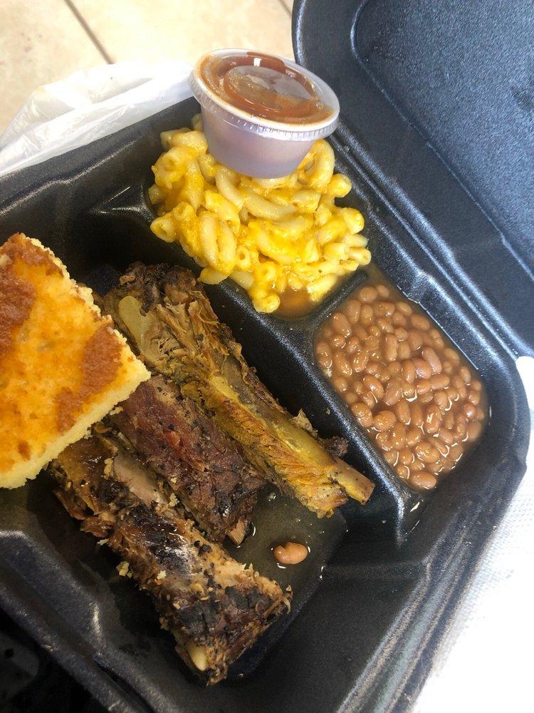 Better Than Terrific Ribs and BBQ: 4687 Rockbridge Rd, Stone Mountain, GA