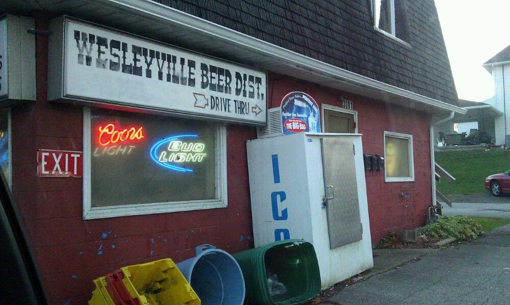 Wesleyville Beer Distributor: 3081 Station Rd, Erie, PA