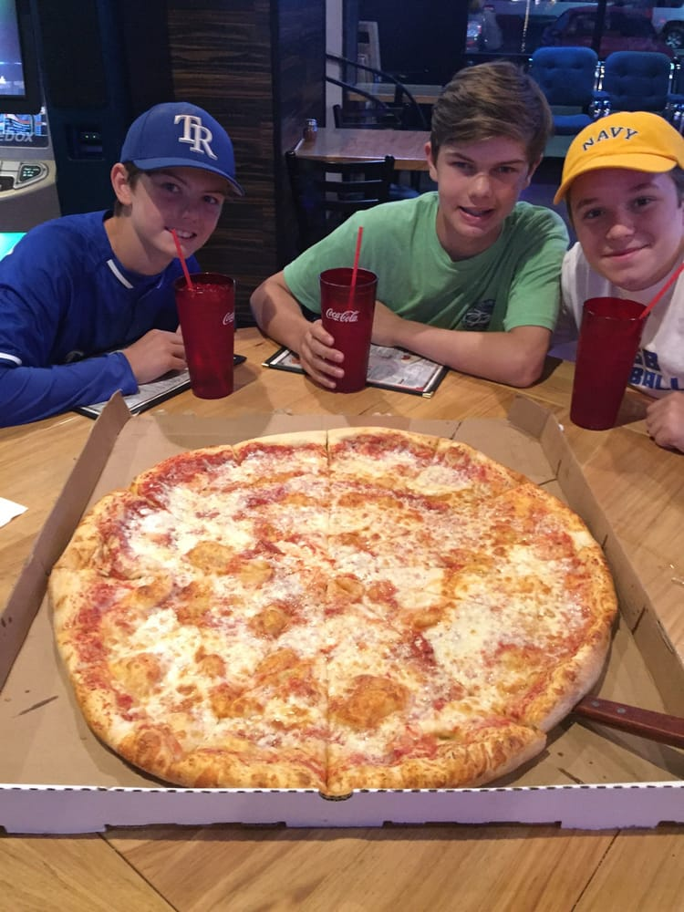 The 24 Inch King Kong Pizza Yelp