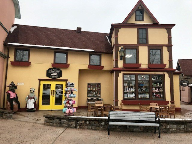 For Bare Feet: Frankenmuth, MI
