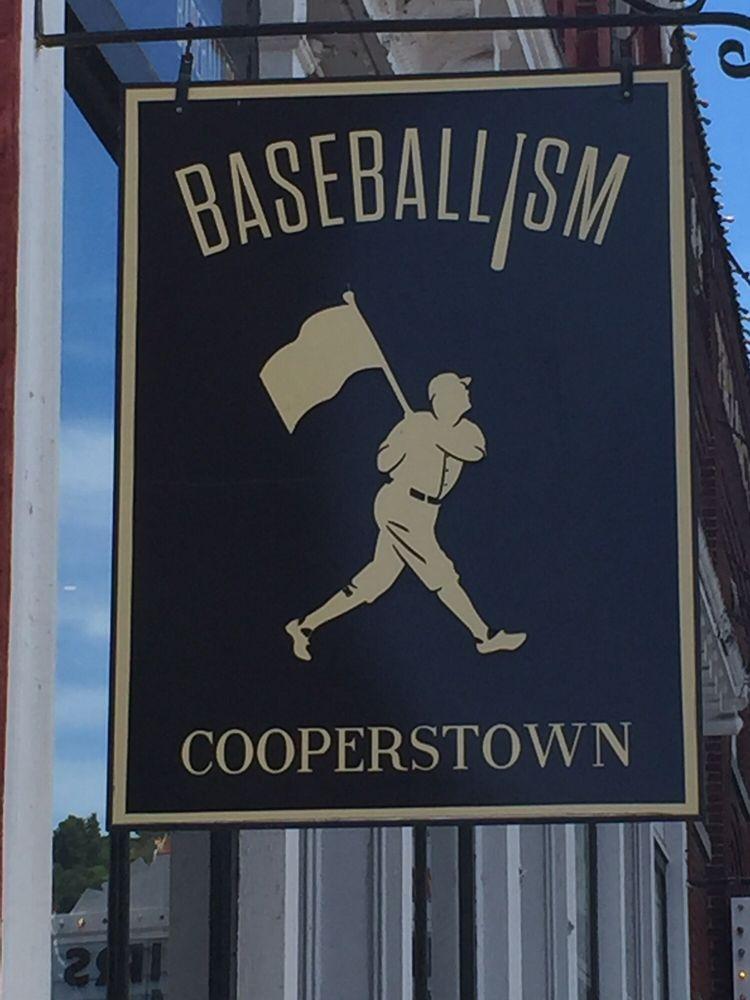 Baseballism: 131 Main St, Cooperstown, NY