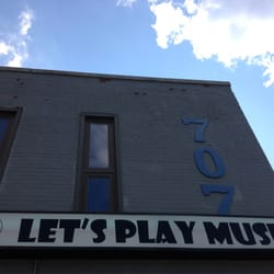 Let's Play Music - Musical Instruments & Teachers - 707 W