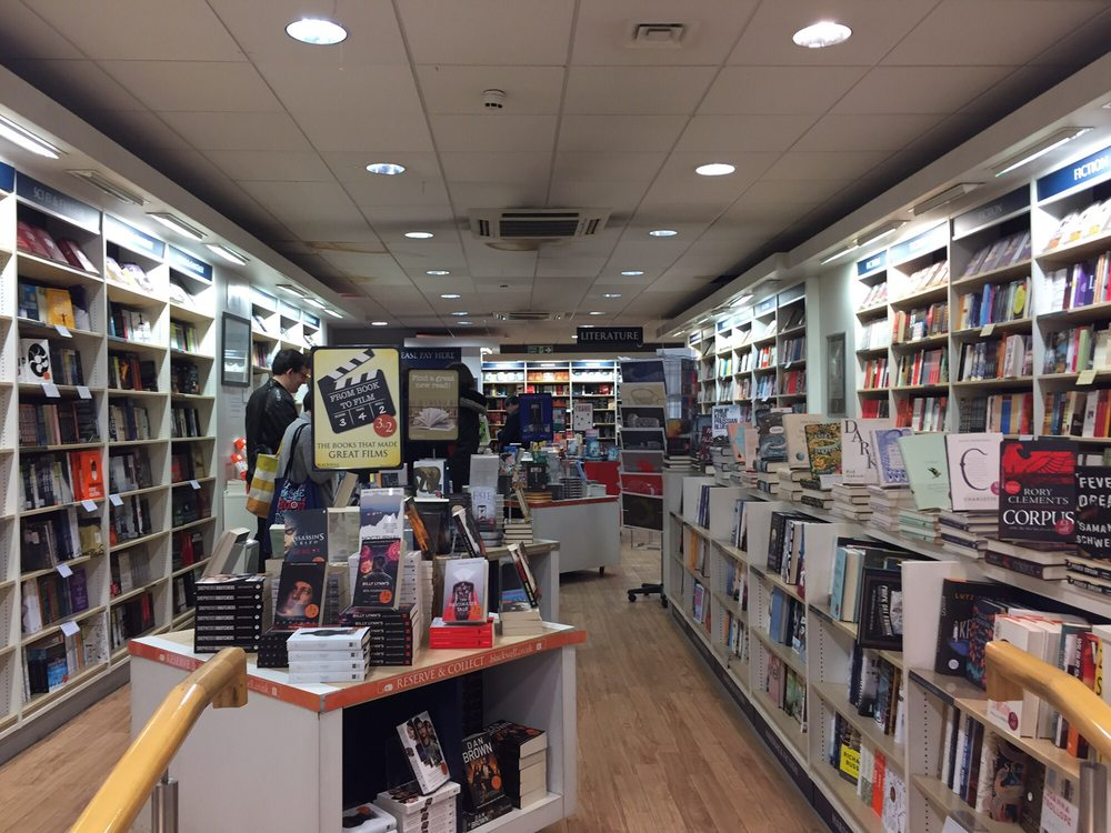 Photo of Blackwell's - Edinburgh, United Kingdom. Books galore!