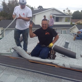 Photo Of Liberty Roofing   San Jose, CA, United States. Miguel In Action