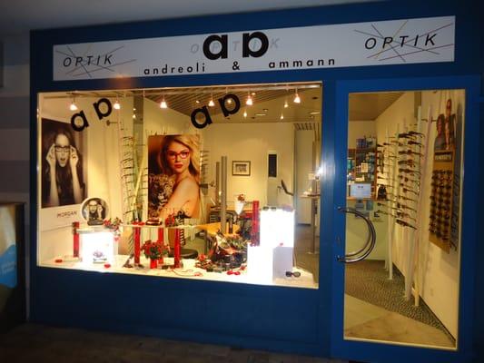a a optik ammann andreoli brille optiker bahnhofstrasse 12 fehraltorf z rich. Black Bedroom Furniture Sets. Home Design Ideas