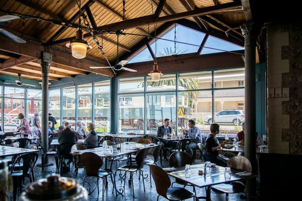 Anchorage Café