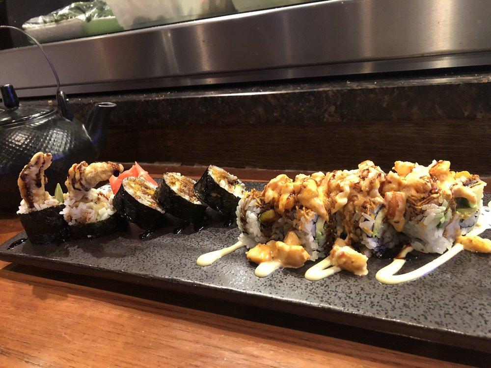 Fujiyama Japanese Steak House: 1233 W Morton Ave, Jacksonville, IL