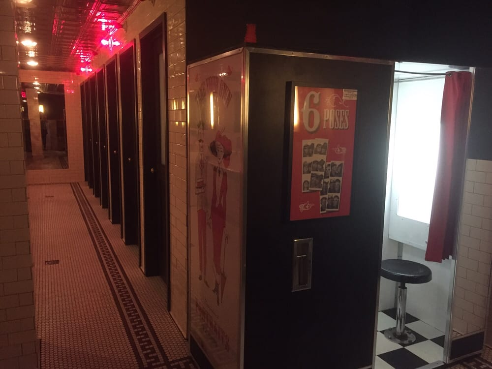 Unisex Bathroom Stall photo booth and unisex bathroom stalls (red light = occupied) - yelp