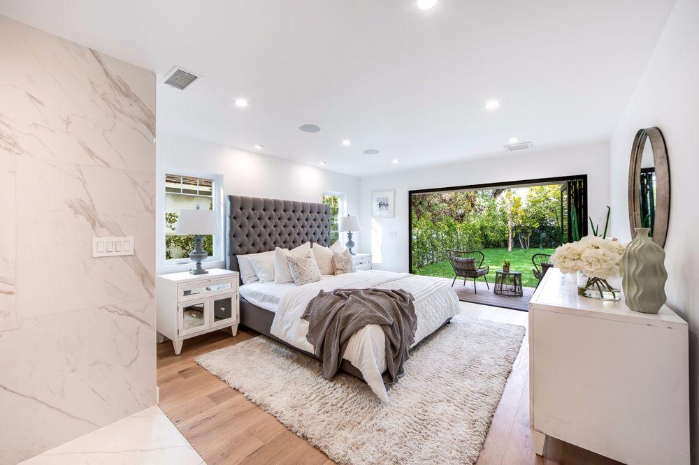 . Master bedroom remodel   Yelp