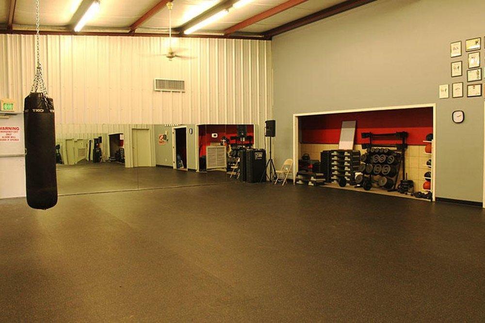 Cajun Fitness: 1225 Church Point Hwy, Rayne, LA