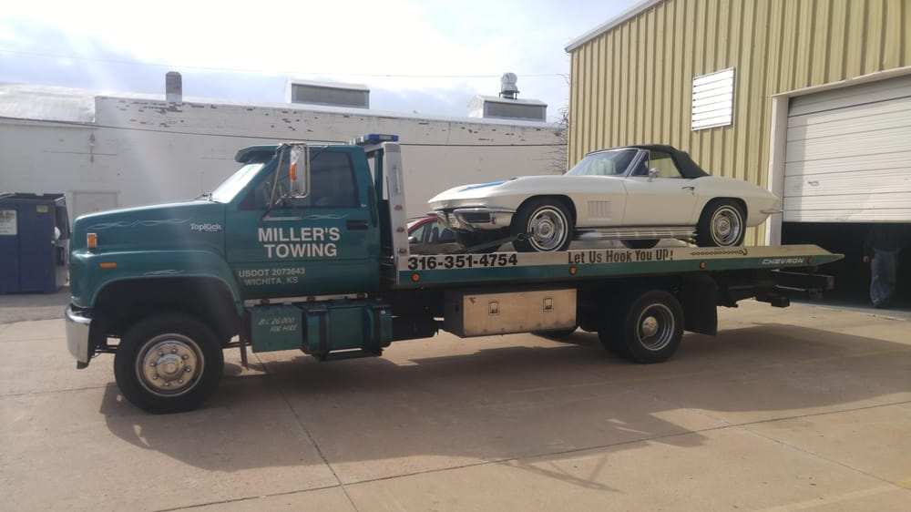 Miller's Tow And Recovery: Wichita, KS