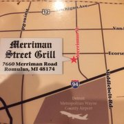 Merriman bar and grill