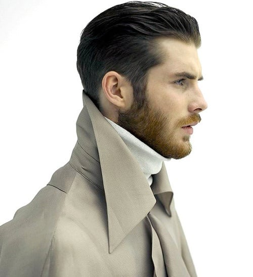 mens haircut houston dapper cut with beard yelp 3333