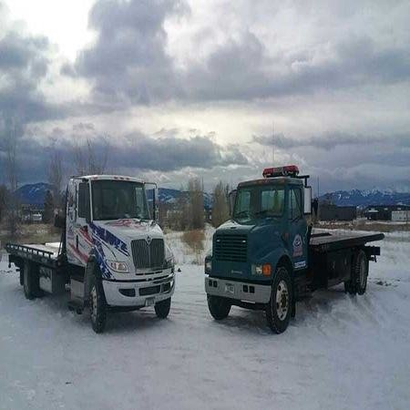 Mountain West Towing: 33 Ginger Bear Ln, Bozeman, MT