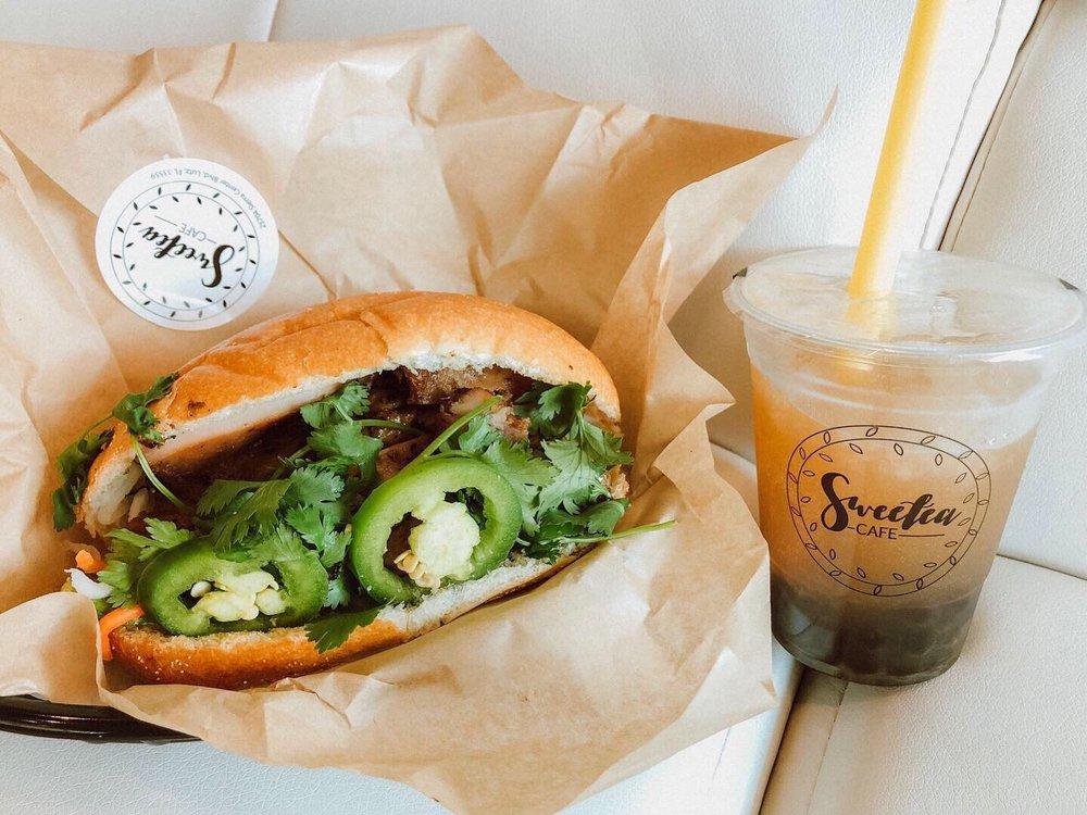 Sweetea Cafe