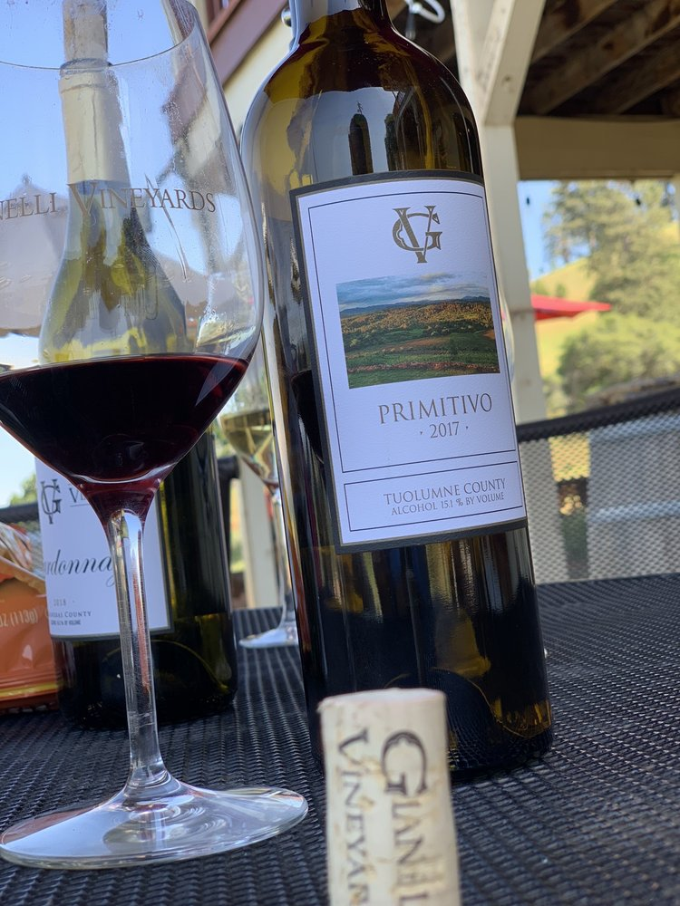 Gianelli Vineyards & Wineyards: 12581 Algerine Rd, Jamestown, CA