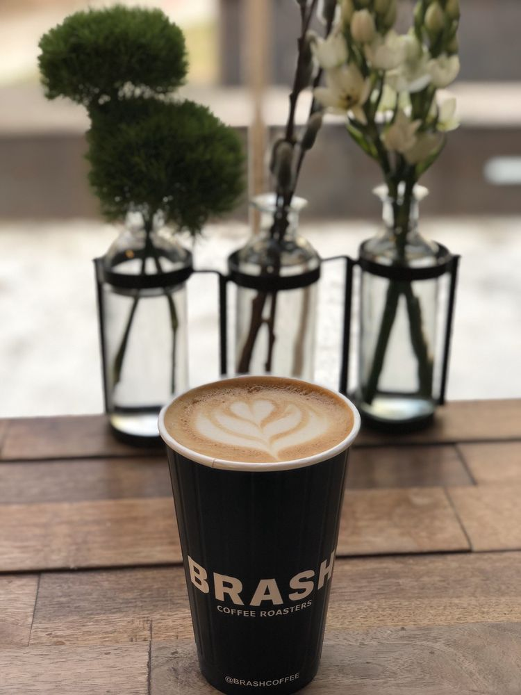 Brash Coffee: 1168 Howell Mill Rd NW, Atlanta, GA
