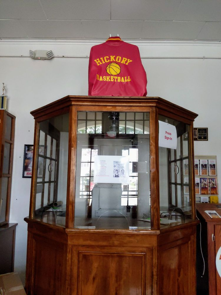 Hoosier Gym: 355 N Washington St, Knightstown, IN