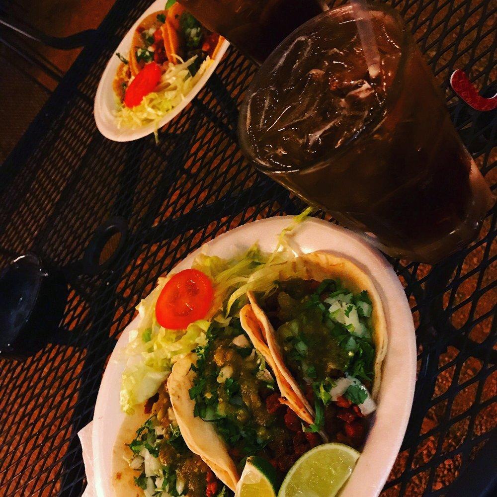 Big Knife Tacos: 208 N Austin St, Denton, TX