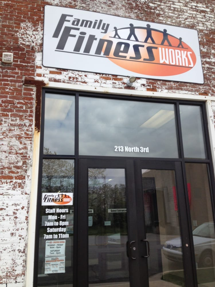 Family Fitness Works: 213 N 3rd, Richmond, IN