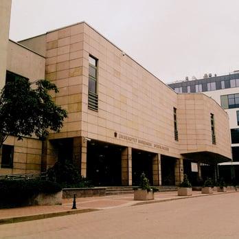Uniwersytet Warszawski Wydział Biologii - Colleges
